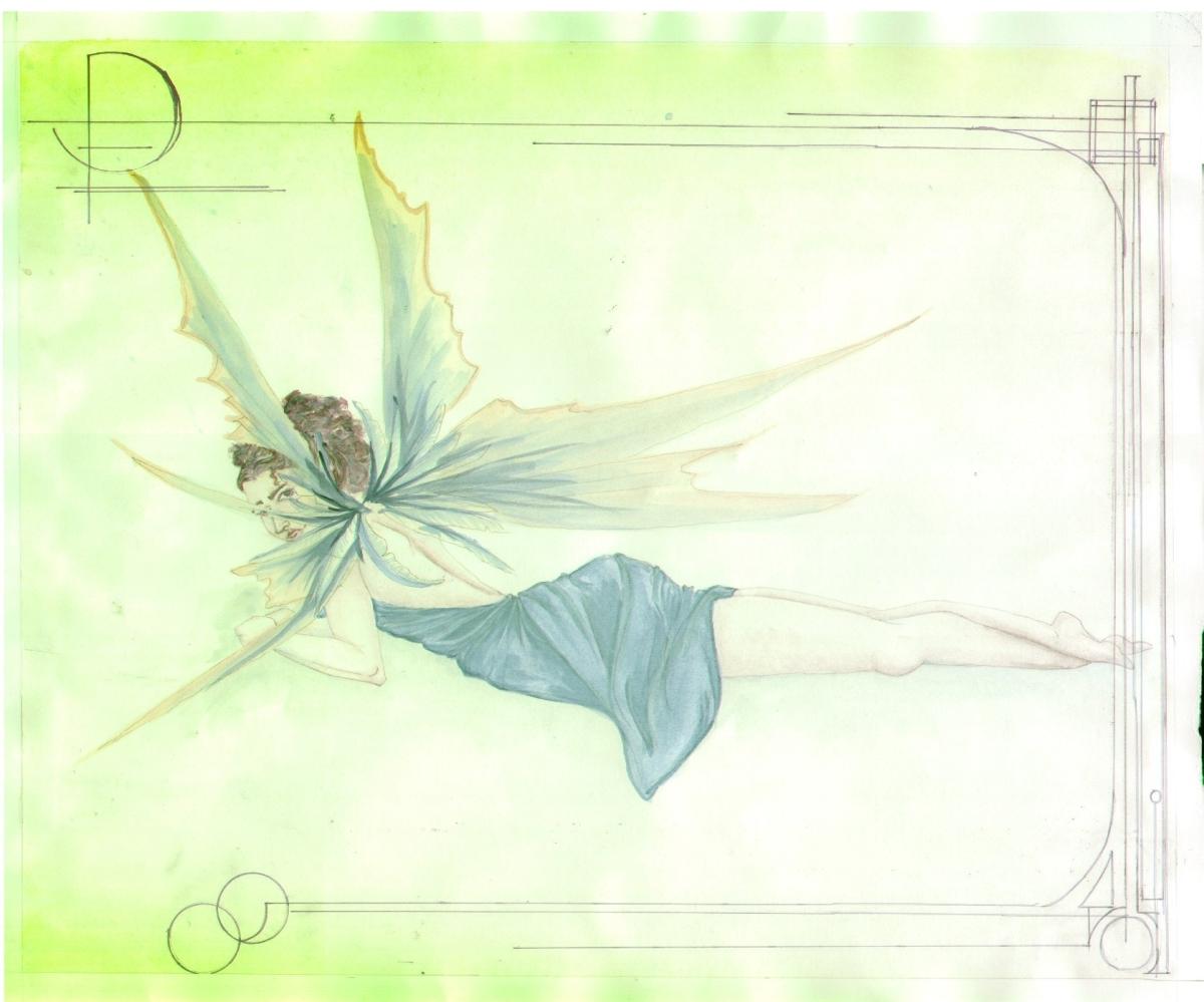 green faerie